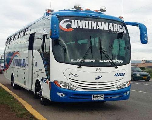 Expreso Cundinamarca   Pasajes de bus, Telefonos y horarios 2020