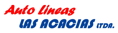 autolineas las acacias logo