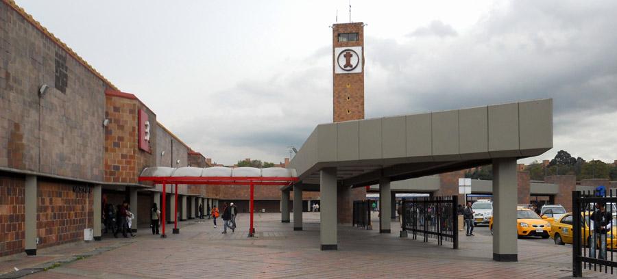 Terminal salitre de bogot tel fonos destinos empresas for Empresas de jardineria bogota