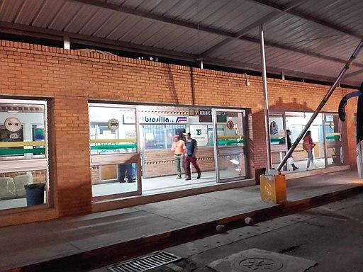 Terminal de transporte Pamplona