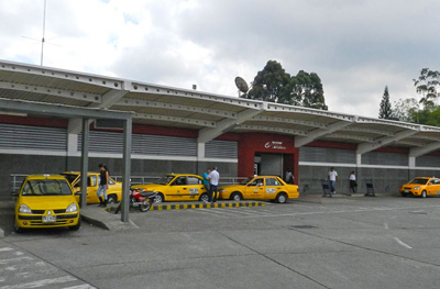terminal de armenia